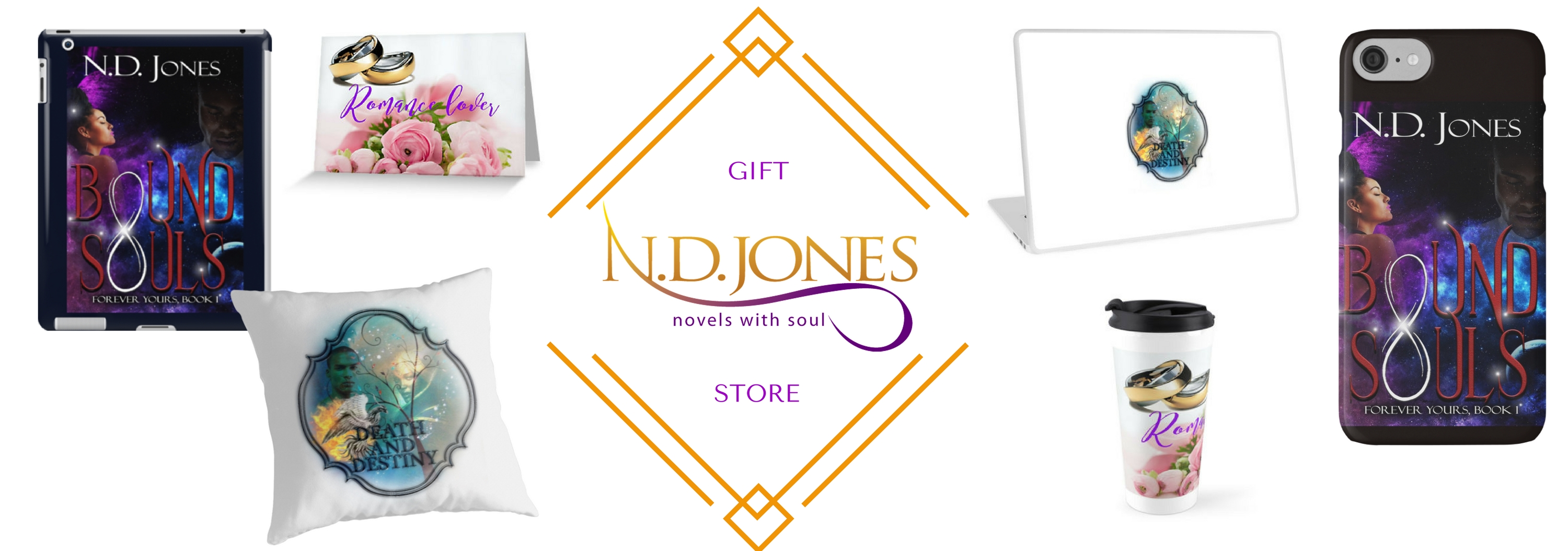 ND JONES ONLINE GIFT STORE